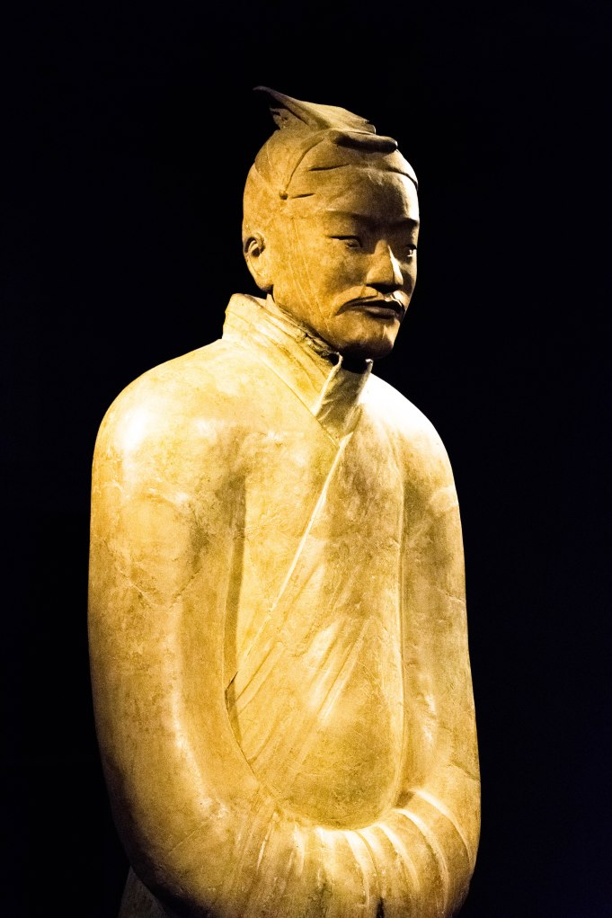 Civil Official, Qin Dynasty