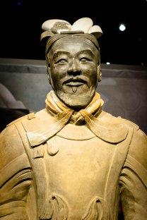 High Ranking General, Qin Dynasty (221-206 BCE)