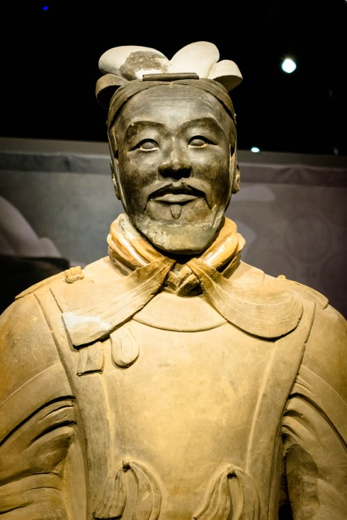 High Ranking General, Qin Dynasty (221-206 BCE)