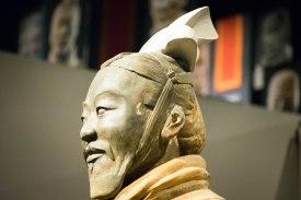 High Ranking General Side, Qin Dynasty