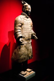 Low Rank Officer, Warring States Period, 3rd-4th Century BCE