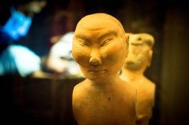 Warrrior Pottery, Han Dynasty, 206-220 CE, C. 141 BCE