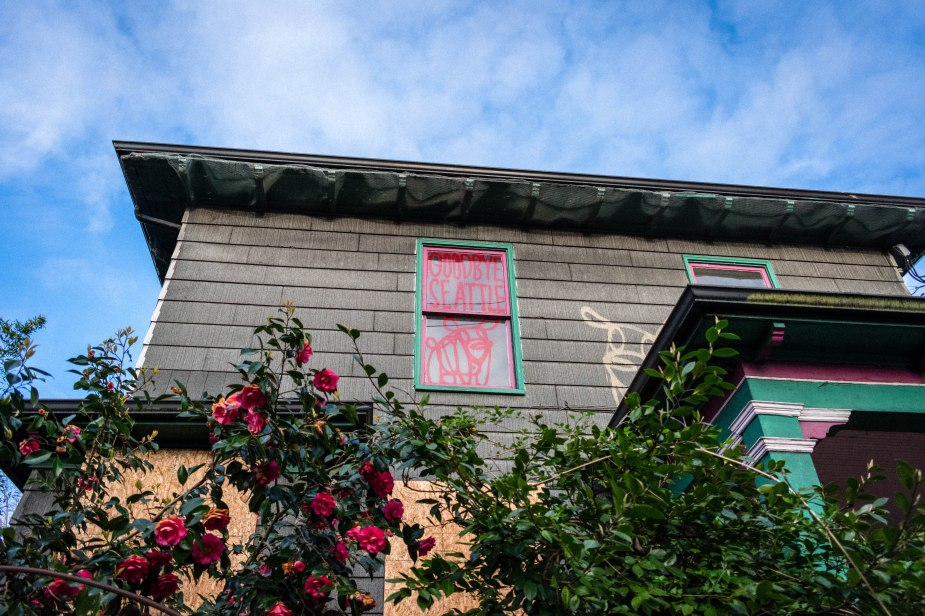 Abandoned House- Goodbye